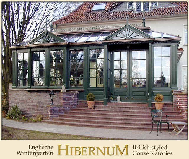 englischer wintergarten im edwardianischen stil. Black Bedroom Furniture Sets. Home Design Ideas