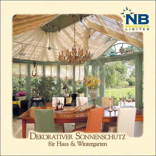 nb products ltd sonnenschutz im britischen wintergarten. Black Bedroom Furniture Sets. Home Design Ideas